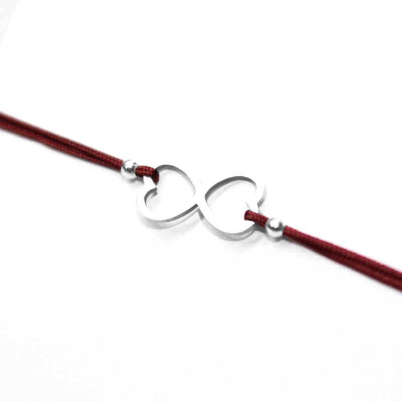 """Armband """"Unendliche Liebe"""""""
