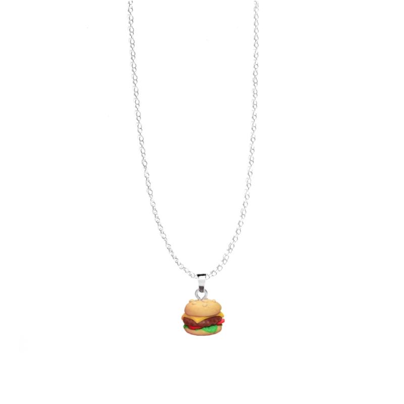 """Halskette """"Burger"""""""