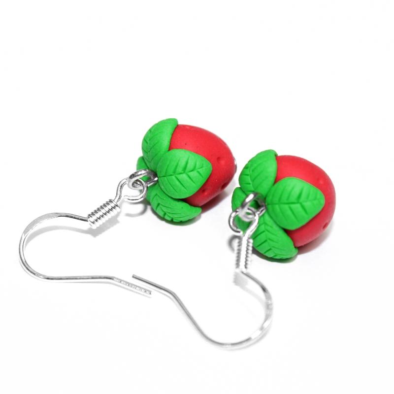 """Ohrringe """"Erdbeeren"""""""