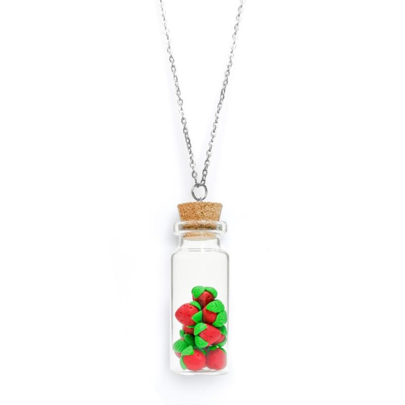 """Kette """"Erdbeeren"""""""