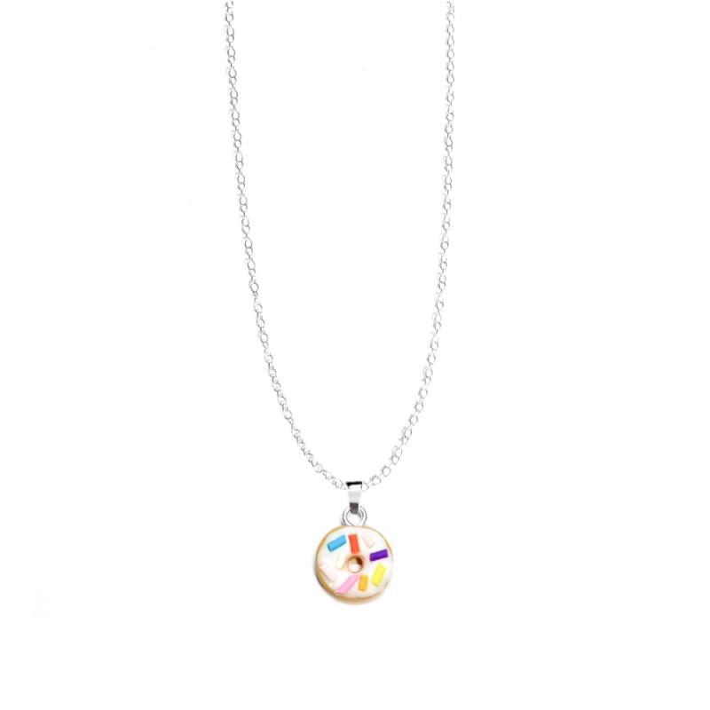 """Halskette """"Streusel-Donut"""""""
