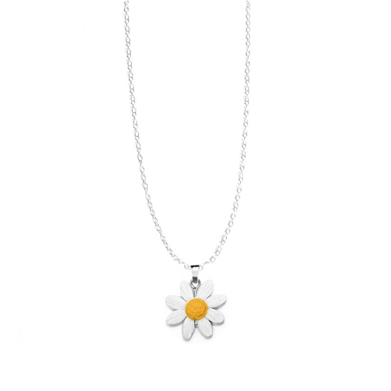 """Halskette """"Gänseblümchen"""""""