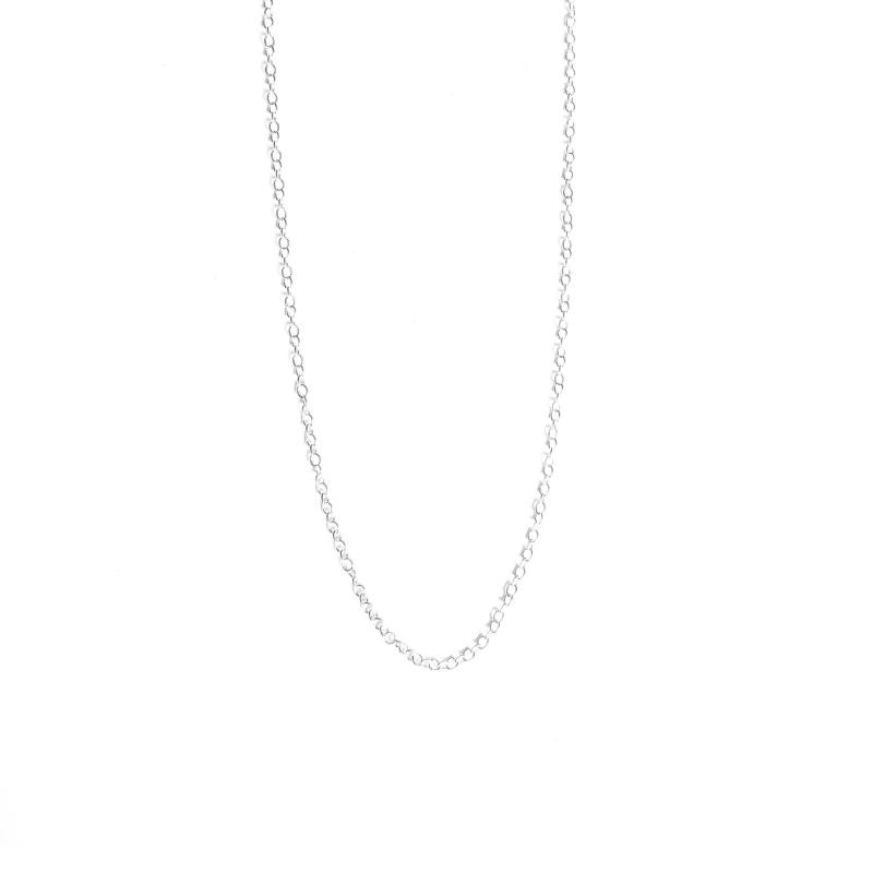 Halskette feingliedrig 40cm