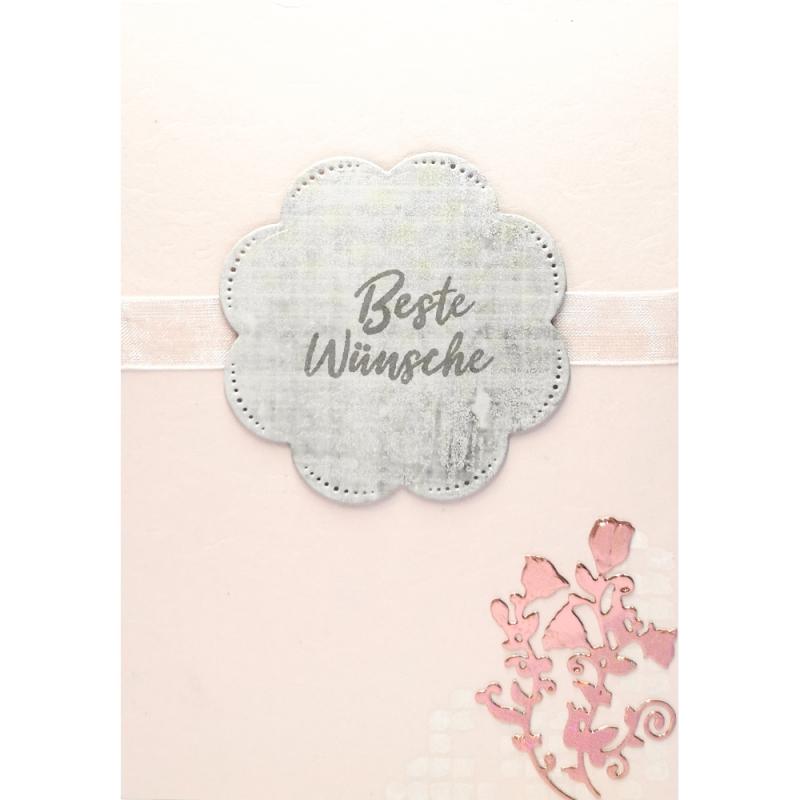 """Karte """"Beste Wünsche"""""""