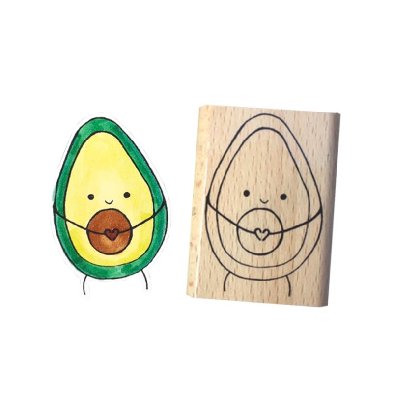 "Stempel ""Avocado"""
